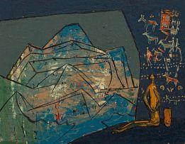 Walter Battiss; Palimpsest