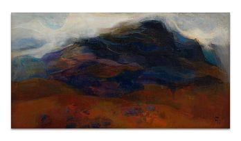 Jane Tully Heath; Black Mountain