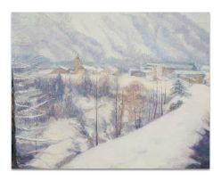 Maud Sumner; Winter