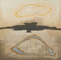 Johan van Heerden; Untitled Abstract