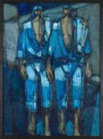 Aileen Lipkin; Two Men