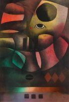 Winston Saoli; Abstract Composition