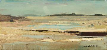 Walter Westbrook; Lagoon at Low Tide