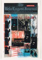 Joe Tilson; Bela Lugosi Journal