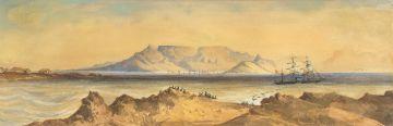Thomas Bowler; Alabama Leaving Table Bay