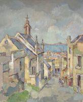 Gregoire Boonzaier; Morawiese Kerk Dist. Ses