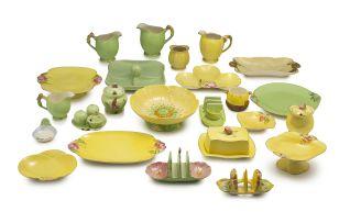 A collection of Royal Winton Grimwades wares, 1950s