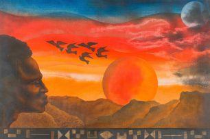 Fikile Magadlela; Lakutshon'ilanga (Where the Sun Sets)
