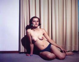 Pieter Hugo; Julia Clark, Cape Town, 2001