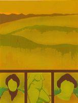 Herman van Nazareth; Landscape and Figures