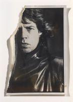 David Bailey; Uncharted - Mick Jagger