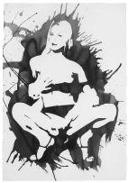 Kendell Geers; La Sainte Vierge