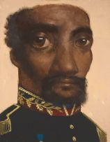 Cyril Omamogho; Military Portrait - The Power Series