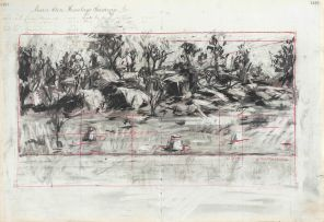 William Kentridge; Small Koppie 2
