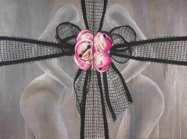 Tracy Payne; Pandora's Box, diptych