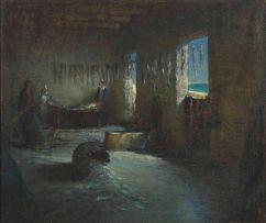 Charles Graham Powell-Jones; Fish Factory, Hermanus