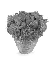 Walter Oltmann; Pincushions in a Vase