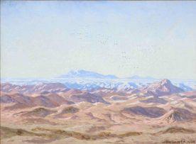 Johannes Blatt; Landscape