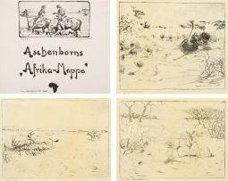 Hans Anton Heinrich Aschenborn; Aschenborns Afrika-Mappe