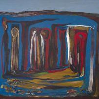 Cecil Skotnes; Figures at the Coast