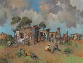 Conrad Theys; Cottages