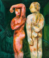 Deborah Bell; The Lovers