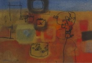 Douglas Portway; Abstract Figure