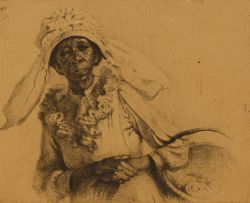 Dorothy Kay; The Old Oyster Woman