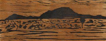 Alice Goldin; Landscape near Windhoek