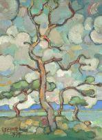Gregoire Boonzaier; Trees
