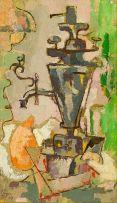 Gregoire Boonzaier; The Samovar