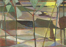Maud Sumner; Landscape