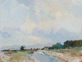 Errol Boyley; A Creek, Langevlei