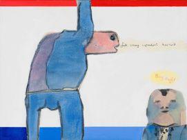 Robert Hodgins; A Little Light Class Conflict