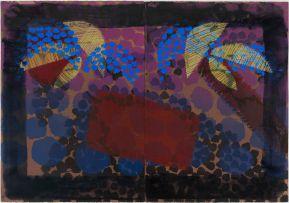 Howard Hodgkin; For Bernard Jacobson