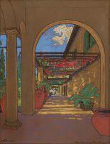 Jacob Hendrik Pierneef; Villa Arcadia, Johannesburg