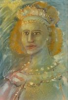 Christo Coetzee; Portrait of a Lady