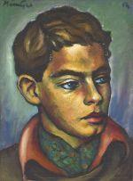 Johannes Meintjes; Portrait of Brian Proudfoot