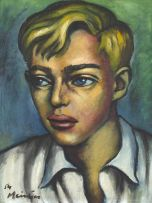 Johannes Meintjes; Portrait of Raymund van Niekerk