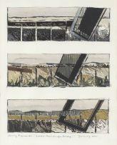 Henry Symonds; Karroo (sic) Landscape Study