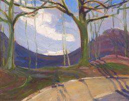 Bertha Everard; Green Trees
