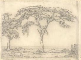 Jacob Hendrik Pierneef; Doringbome
