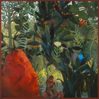 Andrea Desmond-Smith; Hommage to Rousseau - Jungle Shower