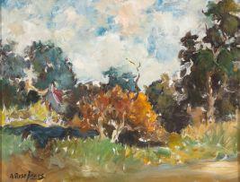 Alexander Rose-Innes; Autumn Landscape