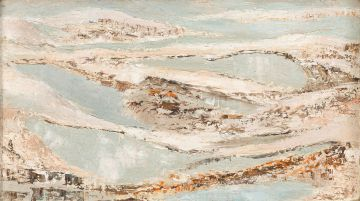 Cecil Higgs; Map of Pools and Sand