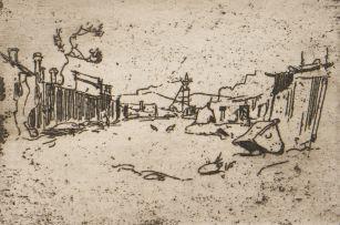 Pieter Wenning; Mine Landscape