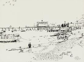 Walter Battiss; Southend