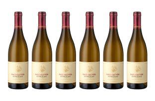 Paul Cluver; Seven Flags Chardonnay; 2014; 6 (1 x 6); 750ml