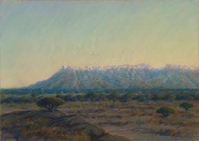 Axel Eriksson; Mount Etjo