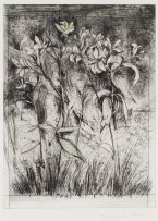 Jim Dine; Temple of Flora – Superb Lilies